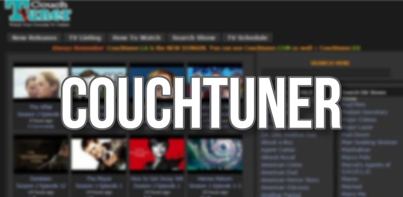 Top Couchtuner Alternatives to Watch New Movies(2021)