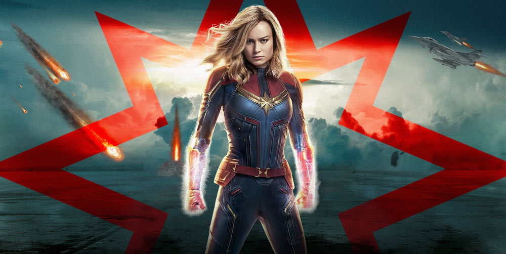 Captain Marvel Torrent Download Best Sites in 2021
