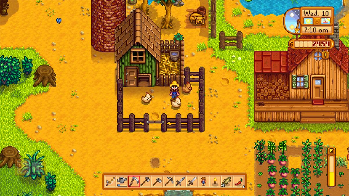 10 Games like Harvest Moon for when you need a break from real life