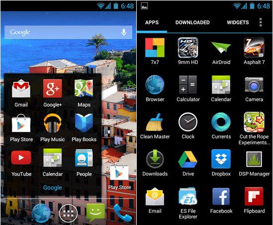 apex android launcher