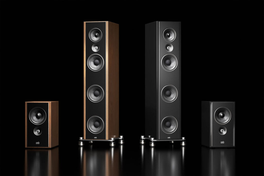 PSB announces new Synchrony T600 and B600 loudspeakers